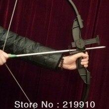 Иллюзия лука и стрелы, Алан Кроу, волшебные трюки, забавные волшебные, вечерние