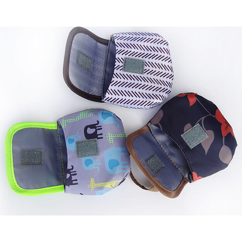 Us 2 76 30 Off Baby Pacifier Pouch Bag Soother Container Dummy Holder Case Tidy Organizer Diaper Stroller Accessories Travel Storage In