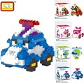 LNO Cars blocks ego star wars duplo lepin toys stickers playmobil castle starwars orbeez figure doll car brick