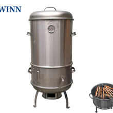 Stove Grilling Hanging-Furnace Oven Lamb-Skewer Charbroiler 40cm Detachable Coal Bbq-Meat