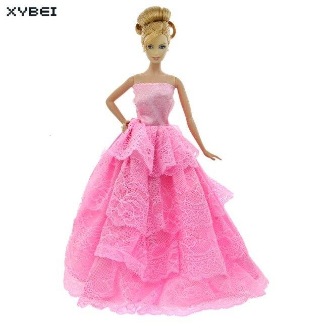 hecho a mano de novia vestido de novia vestido de fiesta rosa