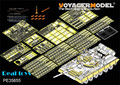 Modelo Voyager 1/35 PE35655 Modern russo T-80BVD MBT ( fumaça descarregador incluem ) ( para trompetista 05581 )