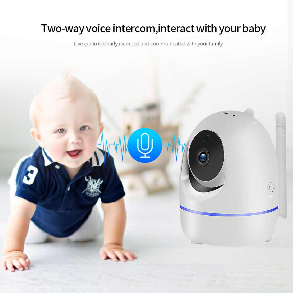 3.0MP Wifi Surveillance IP Camera Wi-Fi Wireless Monitor Night Vision Wifi Camera  Automatic Tracking Cloud CCTV Cameas CM.Y263.0MP Wifi Surveillance IP Camera Wi-Fi Wireless Monitor Night Vision Wifi Camera  Automatic Tracking Cloud CCTV Cameas CM.Y26