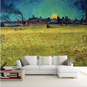 Photo wallpaper 3d Van Gogh oi