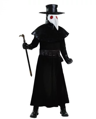 black Beak doctor cosplay costumes for men black hero costume men halloween cosplay festival cosplay masquerade party clothing