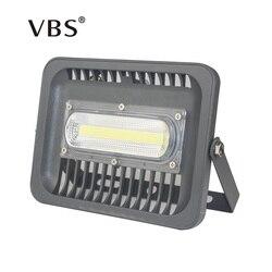 Impermeable IP66 LED Luz de inundación 30W 50W 100W 150W proyector 110V 220V Exterior de Seguridad paisaje reflector lámpara de pared