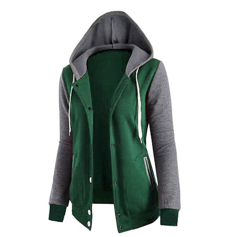 Broadcloth Black Full amp; red down green Regular 2018 Hoodies Zip purple Sweatshirts up Collar Patchwork Arrival Turn None New Casual wq64XaI