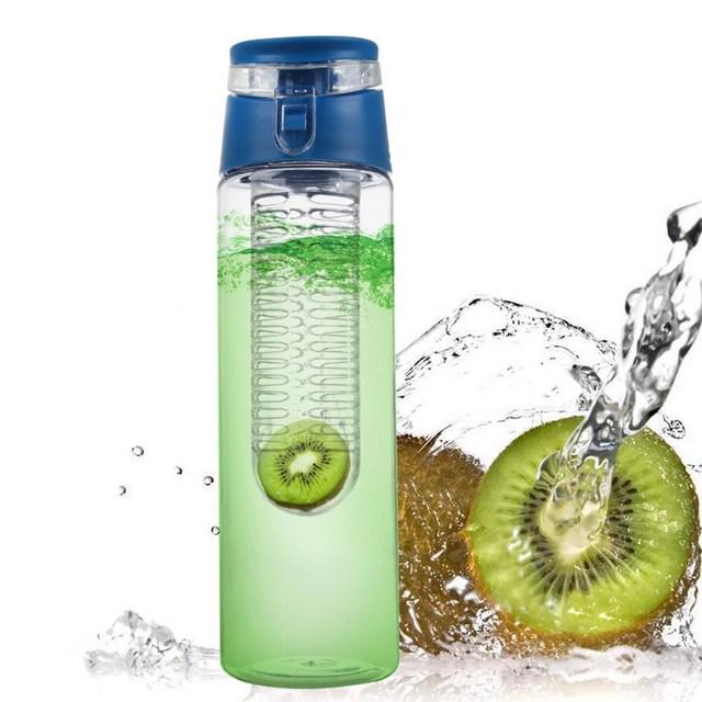 Portable Infuser Water Bottle
