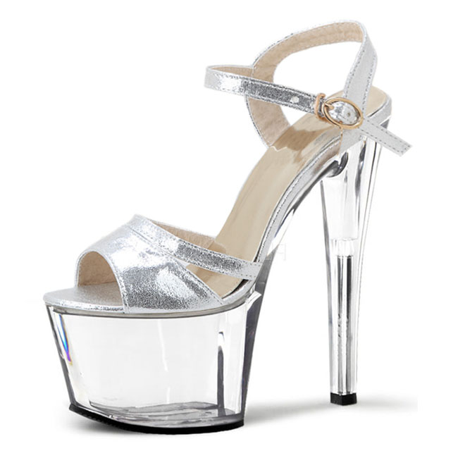 Han edition of high-grade gold flash dress shoes high heels show a fashion show nokia c3 01 gold edition золотой