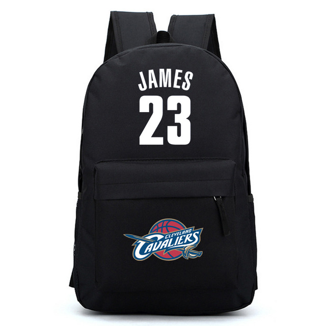 d5e2f4e58f03 Young USA Knight Lebron James No.23 Shoulder Bag School College Student  Schoolbag Men and Women Fashion Backpack