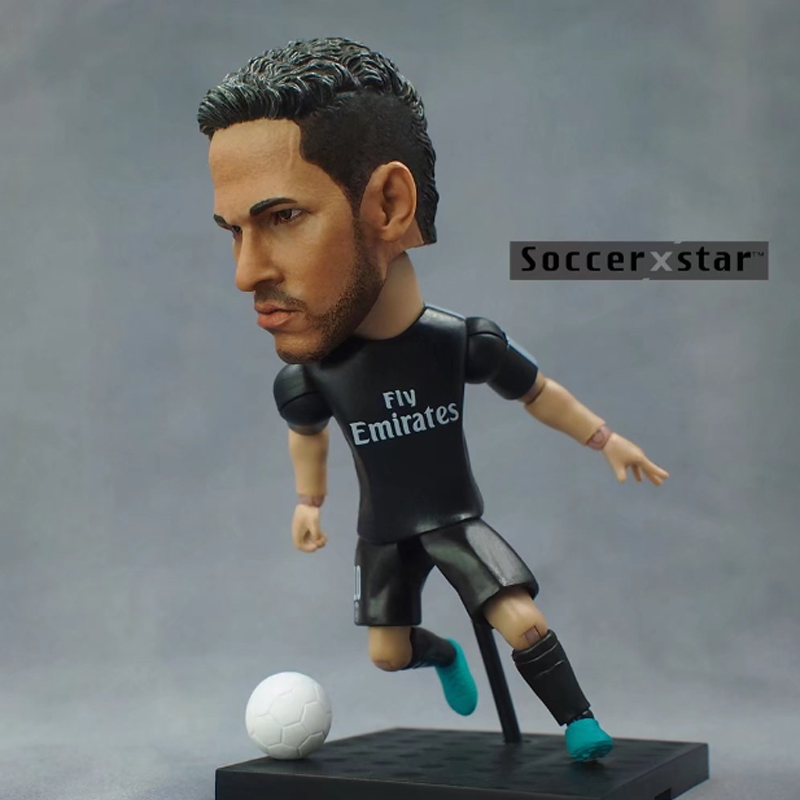 Soccerxstar Figurine Football Player Movable Dolls 10# NEYMAR (Paris 2018) 12CM/5in Figure BOX include Accessories стоимость