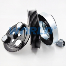 Durable Automotive air conditioning Magnetic Clutch  for Mazda6 6PK Panasonic 12V 130mm  Pulley Diameter Car repair Part