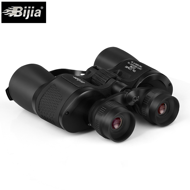 BIJIA 10-120X80 télescope de chasse zoom longue portée à grossissement élevé jumelles professionnelles grand angle haute définition - 5