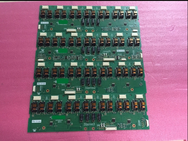 inventor VIT70054.50 VIT70054.51 VIT70054.52 VIT70054.53 connect with HIGH VOLTAGE board LCD Board 4 pcs T-CON connect board original lcd connect with printer power supply board bn44 00178b t con connect board