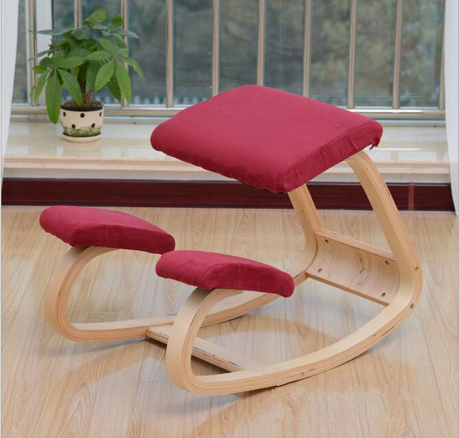 Students JiaoZi Chair Body Care Kneeling Chair Students
