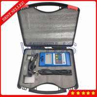 WT10A Digital Teslameter Gauss Meter with NS Function Metal Probe Fluxmeter Surface Magnetic Field Tester Meter Gaussmeter