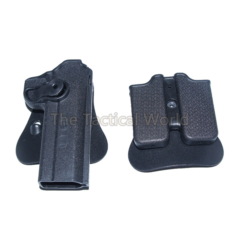 Hunting Tactical Israel IMI Holster Belt Holsters High Quality Combat Scope Gun Airsoft 1911 Holster Colt 1911 Pistol Accessores