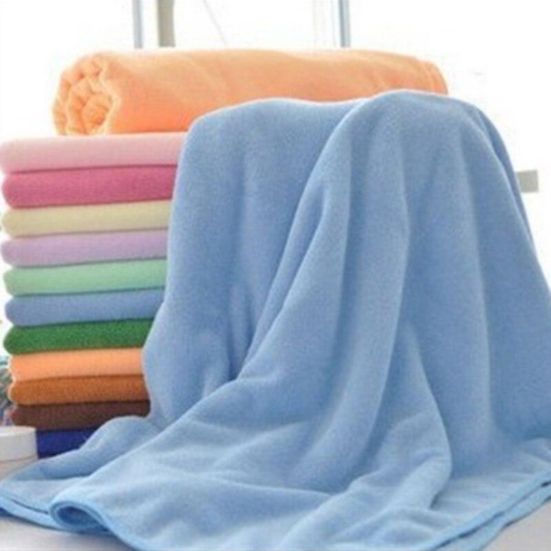 70x140 cm bamb towel bagno doccia fibra di cotone super assorbente iniziale hotel wrap asciugamani vendita calda