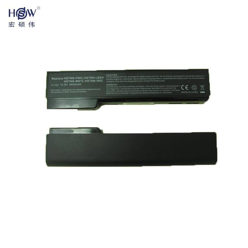 все цены на HSW Laptop Battery for HP EliteBook 8460p 6360b 6560b 8460w 6460b 6565b 8560p 6465b HSTNN-LB2I HSTNN-E04C batteria akku онлайн