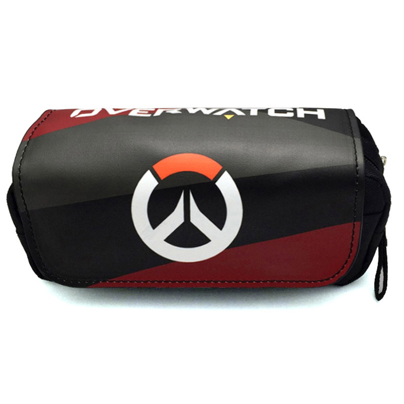 Pencil-Bag Overwatch Cosplay Tracer/mercy Wholesale School Game