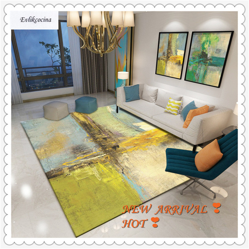 Free Shipping Green Gray Color Mixing Tapis Chinois Modern Carpet Home Area Floor Rugs Mat Living