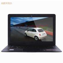 Amoudo-6C Плюс Intel Core i7 CPU 14 inch 4 ГБ RAM + 750 ГБ HDD Windows 7/10 Система 1920*1080 P Wi-Fi Bluetooth Ноутбук