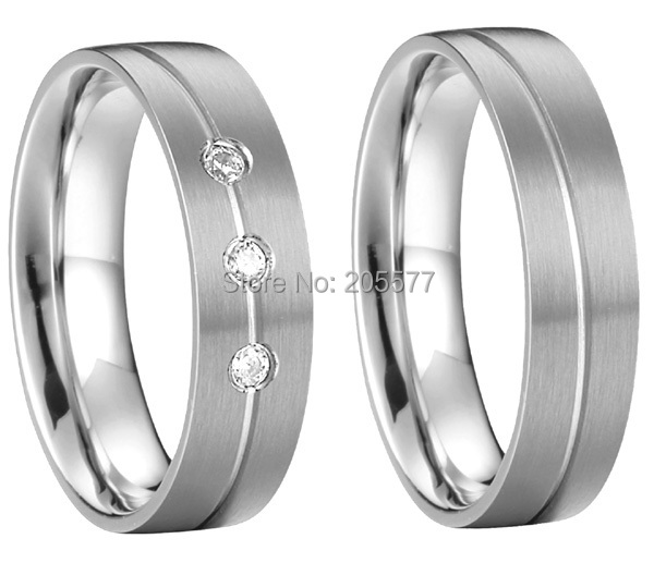 custom mens and womens health titanium wedding ring band couples engagement ring sets new arrival buy your beautiful wedding band factory direct mens and womens anti allergic titanium jewelry fashion finger ring