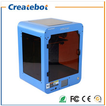 2016 High Precision New Version Createbot 3D Printer with Touchscreen, Dual Extruder and Heatbed Manufacturers of impresora 3D