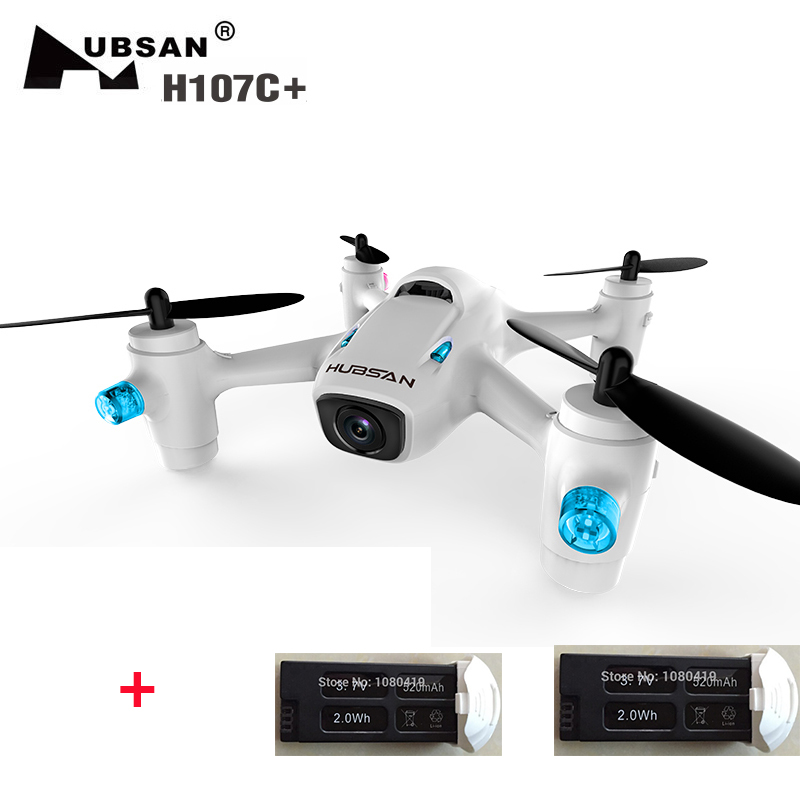 (Get an extra battery) Hubsan X4 Camera Plus H107C+ (H107C Plus ) 6-axis Gyro RC Quadcopter with 720P Camera RTF In stock h107c a19 protective guard parts for hubsan x4 h107c rc quadcopter