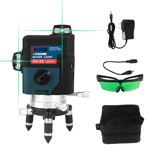 12Line 3D Green Laser Level Profissional
