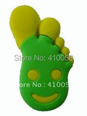 Великолепный зеленый рекламный ластик для школьников и друзей и офисных столов
