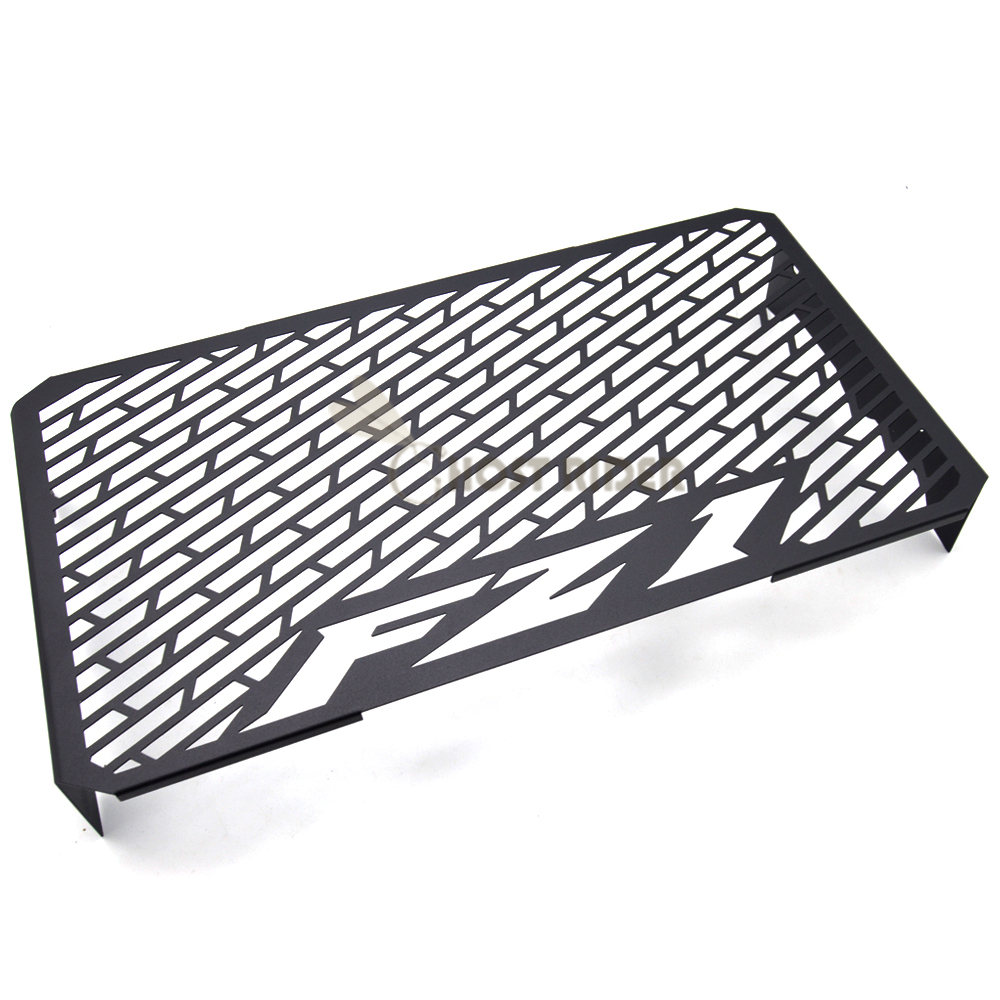 Motorcycle Radiator Grille Guard Cover Protector Fuel Tank Protection For YAMAHA FZ1N FZ1 FZ 1 FZ