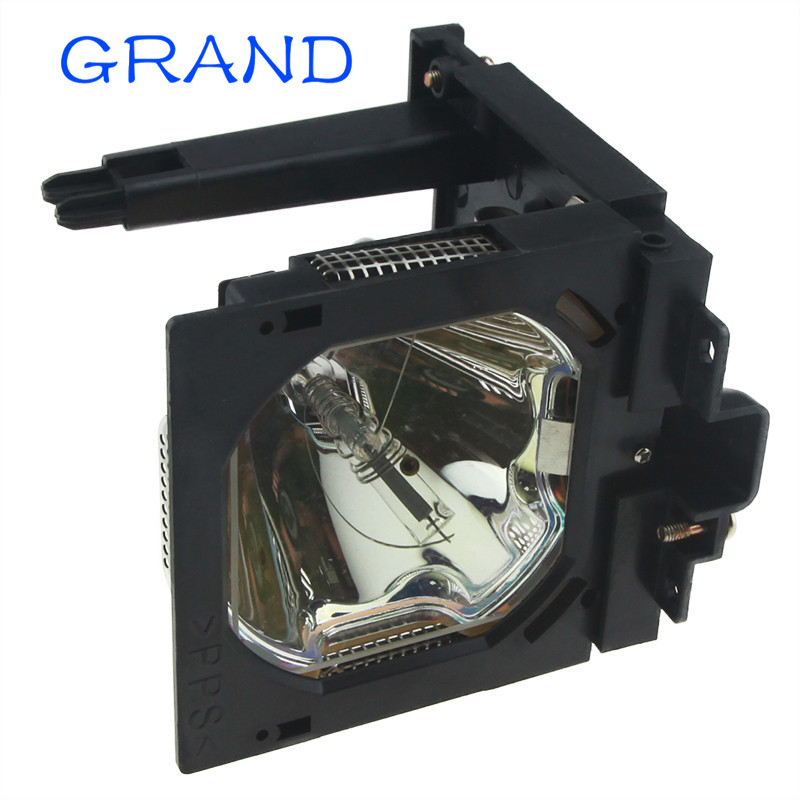 Replacement Projector bulb With Housing POA-LMP80 / 610-315-7689 For SANYO PLC-EF60/ PLC-EF60A/ PLC-XF60/ PLC-XF60A Happybate compatible bare bulb poa lmp146 poalmp146 lmp146 610 351 5939 for sanyo plc hf10000l projector bulb lamp without housing