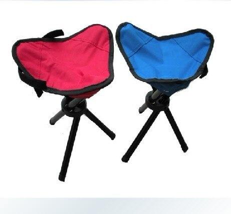 2017 Hot Sale Rocking Chair Large Trigonometric three-legged stool Fishing Chair Folding Portable Outdoor Casual Beach Stool