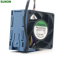 Sunon PSD1206PMBX A 12 v 18 w para dl180g6 substituir com módulo de reposição do assy 2u do fã|assi|assi brand|assy board -