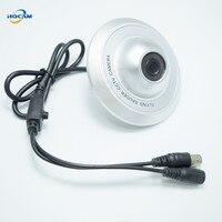 HQCAM 1080P Mini AHD Camera NVP2441+IMX322 Low illumin CCTV Dome Camera Indoor Elevator Lift Security Cam UFO Camera OSD Button