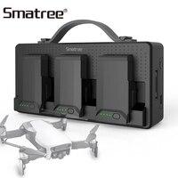 Smatree зарядное устройство для DJI Mavic Air батареи для мобильного телефона iPad Пульт дистанционного управления 14250 мАч зарядный концентратор заря