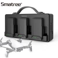 Smatree แบตเตอรี่สำหรับ DJI Mavic Air แบตเตอรี่สำหรับโทรศัพท์มือถือ iPad รีโมทคอนโทรล 14250 มิลลิแอมป์ชั่วโมง...