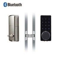 OS8815BLE BT электронные Keyless задней подсветкой клавиатуры блокировка дверей разблокировка с Bluetooth код ключа цифровой замок безопасности