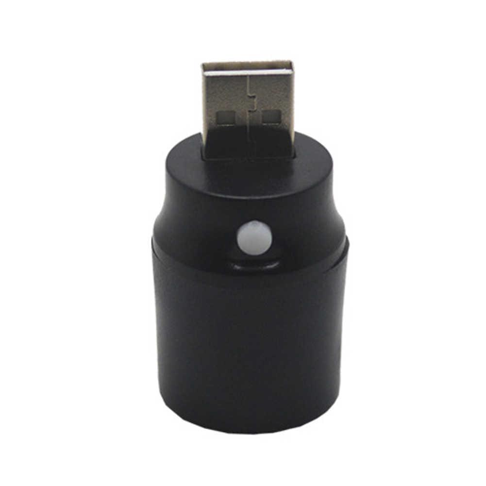 100LM 5v Night Light Mini Tocha Lâmpada Luz Branca Portátil USB Luz Pressione o Botão Conveniente Conduziu a Lâmpada de Poupança de Energia útil