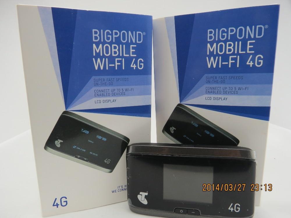 100% Original Wireless Mobile WiFi Sierra 760s 4G Aircard Router original 100