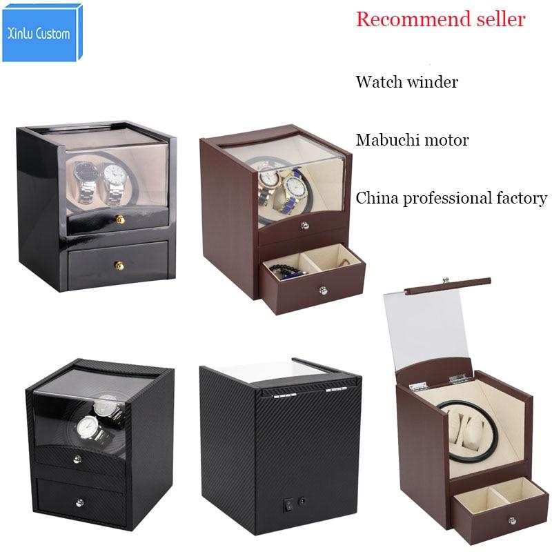 Machanical horloges winder gratis verzending lade jebely winders om automatische horloge speciale doos uhrenbeweger caja fuerte montre