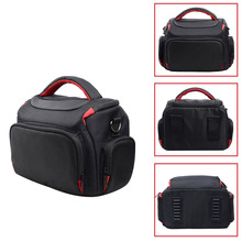 Video Camera Waterproof Shoulder Bag For Canon SX60 DSLR 1100D 1300D 750D 700D