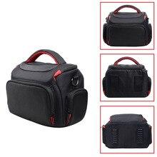 Video Camera Waterproof Shoulder Bag For Canon SX60 DSLR 1100D 1300D 750D 700D
