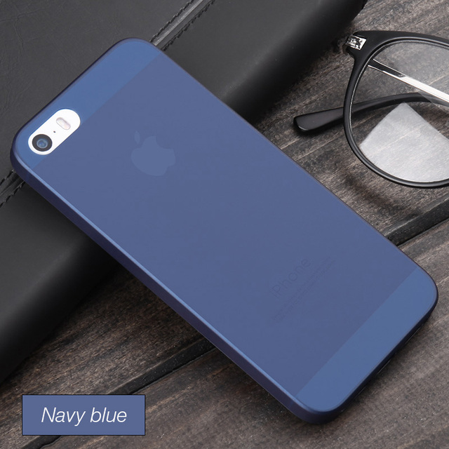Navy blue Iphone 5 5c56aa0a8c739