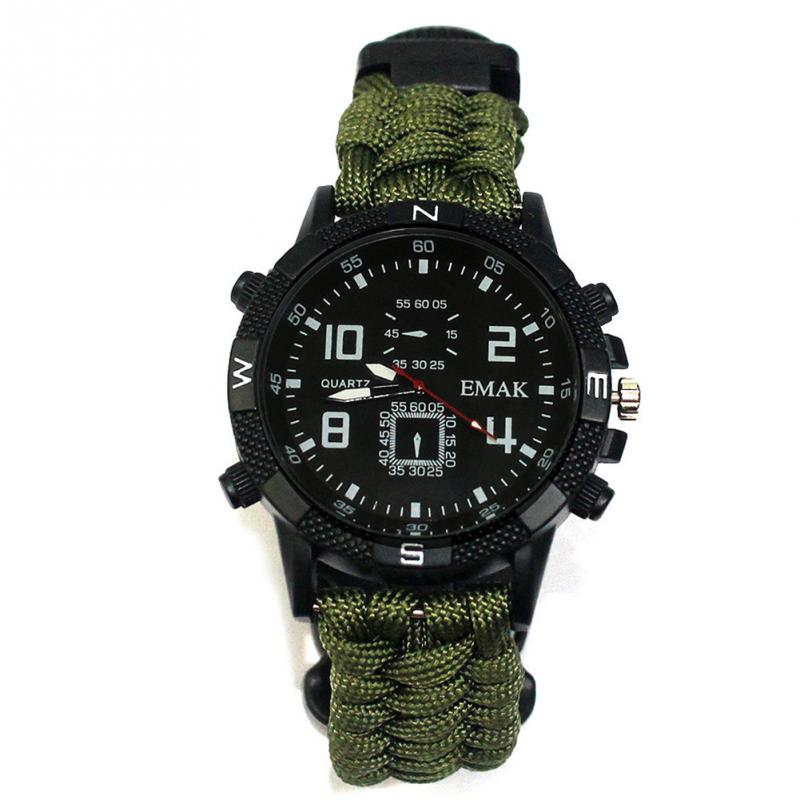 aeProduct.getSubject()  EDC Tactical multi Outside Tenting survival bracelet watch compass Rescue Rope paracord gear Instruments package HTB1BhzYxndYBeNkSmLyxh4fnVXad