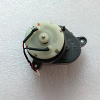 1pcs Robot Cleaner Left Side Brush Motor For Ilife A4S Parts Ilife A4 A6 X620 X432