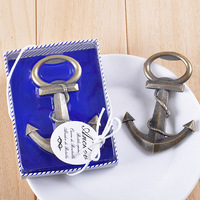 Free shipping Anchor beer bottle opener Return to marriage goods birthday gift Promotional gifts