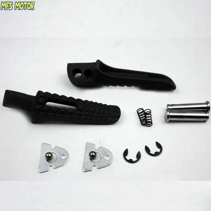 Repuestos de la motocicleta Reposapiés traseros Reposapiés para - Accesorios y repuestos para motocicletas - foto 1