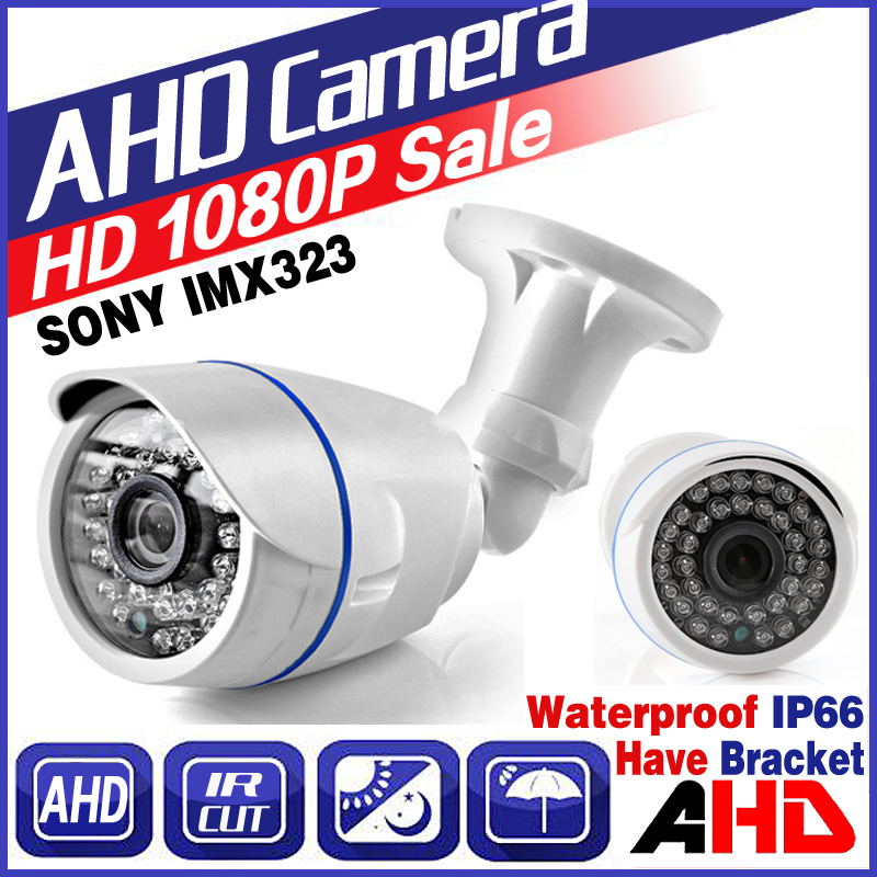 11.11hot Verkauf 2.0MP HD AHD CCTV Kamera 720 p/960 p/1080 p ALLE VOLLE HD 2MP Nacht vision 30 mt IR-CUT Outdoor Infrarot Kugel Vidicon
